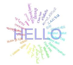 Image result for world hello day
