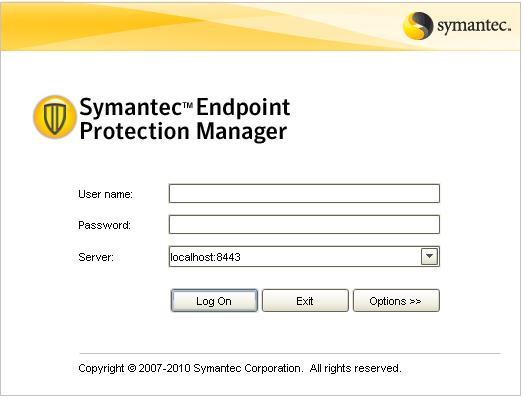 symantec endpoint protection 12 resetpass.bat