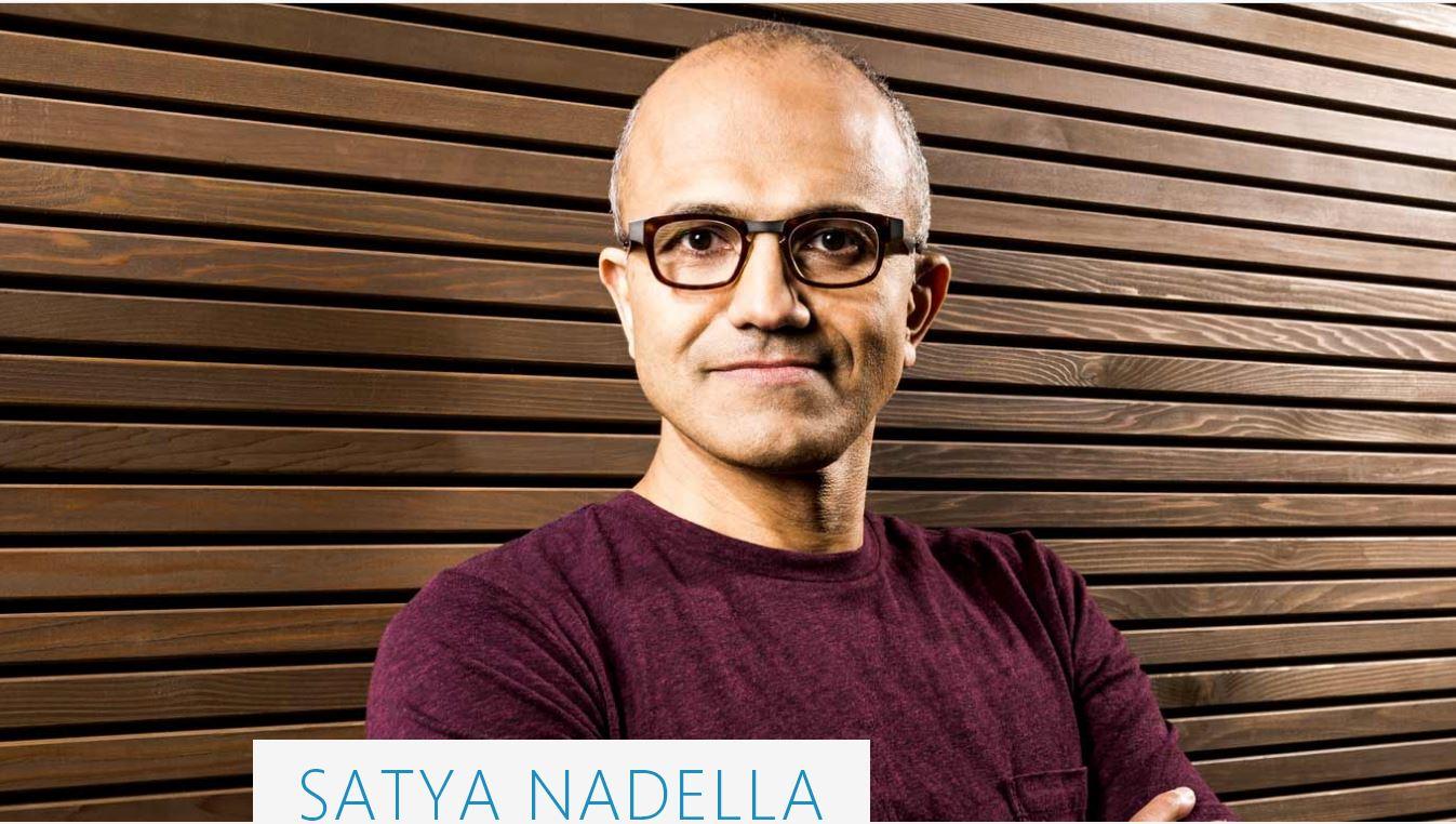 Satya Nadella