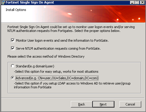 Authenticating SSL VPN users using LDAP – lakkireddymadhu
