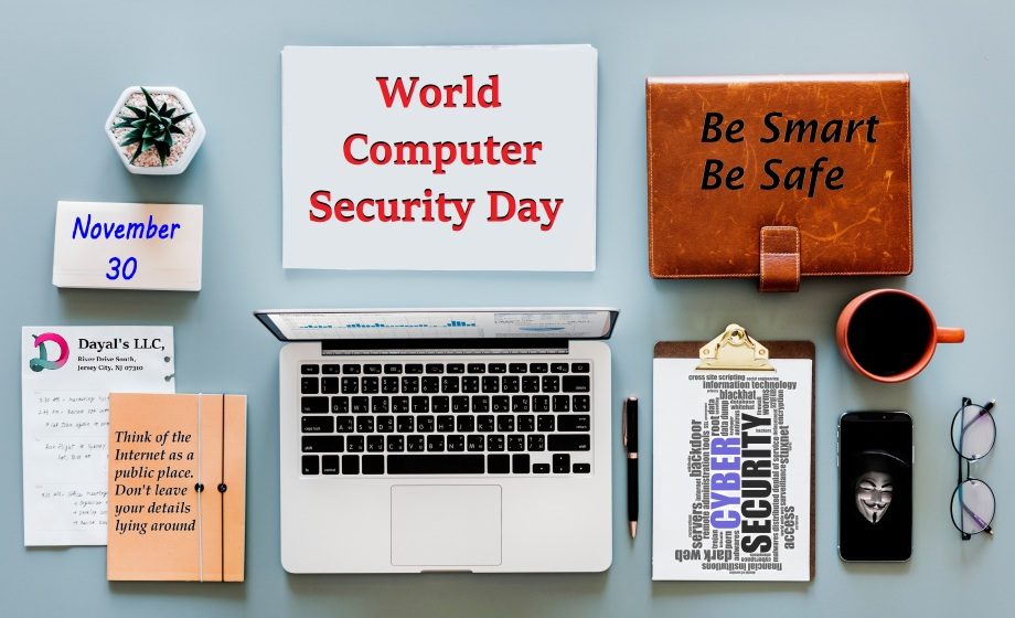 World Computer Security Day